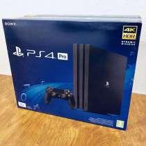 Playstation 4 pro 1TB, в Москве
