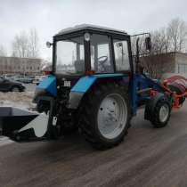 Комплекс для ямочного ремонта ЕМ-01 на базе трактора МТЗ, в Дзержинске