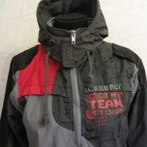 Куртка - ветровка LUE eyes на 9-11 лет, в Омске