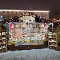 Домик-шале для уличной торговли, в Калуге