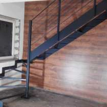 Лестницы на металлокаркасе под заказ, в г.Лида