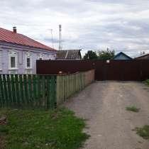 Продам дом 50кв.м с земельным участком 15сот.в центре посёлк, в Рязани