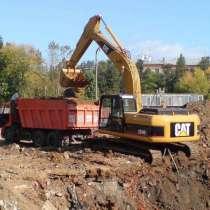 Оперативный вывоз грунта, строит. мусора, в Москве