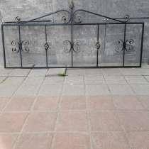 Изготовление оградок на кладбище, в Тюмени