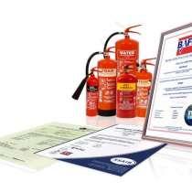 Комплексное обеспечение услуг по пожарной безопасности, в Симферополе