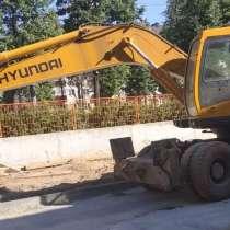Продам экскаватор Хундай Hyundai R200W-7, 2007 г/в, в Самаре