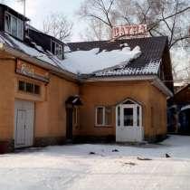 Продам земельный участок 898 кв. м. и здание у. Смирнова 10А, в Новокузнецке