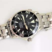 Часы Omega Seamaster 300m Chronometr Automatic, в Москве