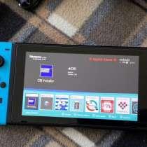 Nintendo switch двойная прошивка, в Комсомольске-на-Амуре