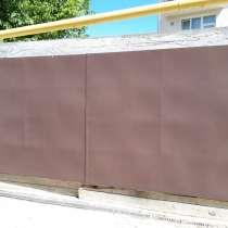 Продаются железные двери, размеры: 5x2,1 м, толщина листа 2, в Севастополе
