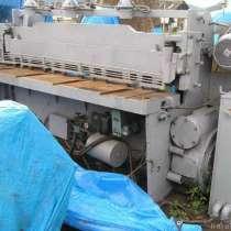 Продам гильотину НД3418Г 6,3х2000 мм, Владивосток, в Владивостоке