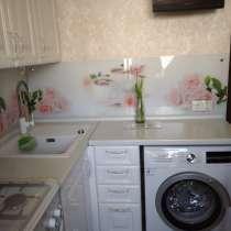 Стеклянный кухонный фартук, в г.Брест