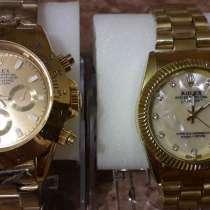 Часы Rolex вторые в подарок, в Челябинске
