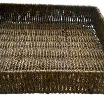 Поднос (лоток) из морской травы (пр-во Вьетнам), в г.Минск