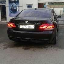 Продается BMV 7 2006 года выпуска в отличном состоянии, в г.Душанбе