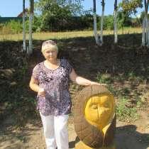 Нина, 64 года, хочет познакомиться – Ищу надежного мужчину для проживания в сельской местности, в Перми