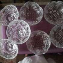 Продаются хрустальные вазы салатницы, в г.Ташкент