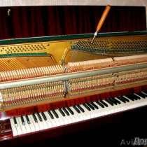 Настройка фортепиано пианино, в Домодедове