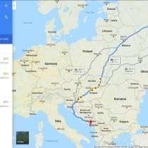 Перевести автомобиль в Москву, в Москве