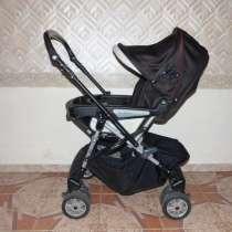 Продаю коляску недорого + в подарок автокресло детское, в г.Назарет