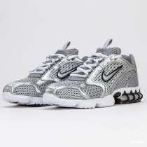 Nike air zoom spiridon cage 2 silver metallic, в Лосино-Петровском