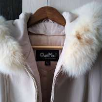Пальто на кроличьем меху, в Перми