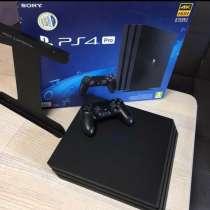 Sony PlayStation 4 Pro + 1 TB, в Тынде