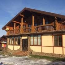 Продаю дом в стиле шале, в Домодедове