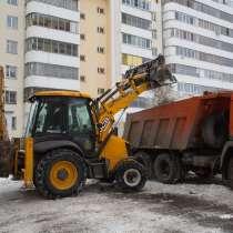 Вывоз снега и мусора, в Екатеринбурге