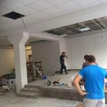Капитальный ремонт помещений, в Омске