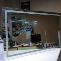 Зеркало под подсветку 900*1400, есть не большие дефекты, в г.Брест