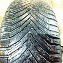 Продам 4 колеса: Шина 255/55R18 Michelin и Диск 18х8.0 5x130, в Екатеринбурге