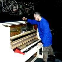 Реставрация старинных пианино и роялей, в Краснодаре