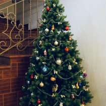 Ель елка из ПВХ 210см, в Балашихе