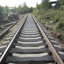 Строительство ж/д путей необщего пользования, в Муроме