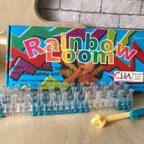 Rainbow Loom, в Лиски