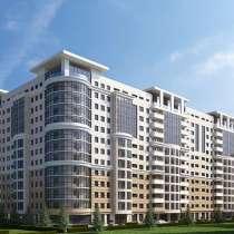 Продается 3комнатная квартира в новом ЖК Nomad 2, 90.3, в г.Алматы