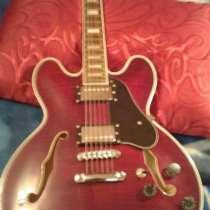 Продаю гитару Gibson 335, в Москве
