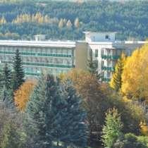Отдых и лечение на курортах Кавказских Минеральных Вод, в Сочи