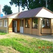 Сдам новый дом в Ермолино, в Боровске