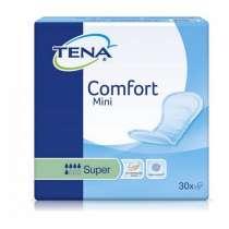 Прокладки Comfort Mini Super 30шт TENA, в г.Киев