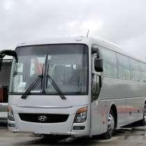 Туристический автобус Hyundai Universe Space Luxury, в Челябинске