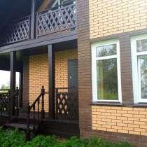 Кирпичный дом село Красное, в Переславле-Залесском