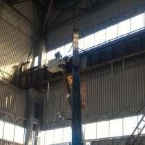 Монтаж, демонтаж подкрановых балок и металлоконструкций, в Красноярске