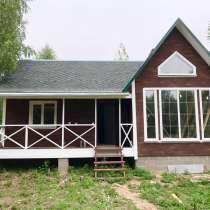 Дом 90м2 д. Соловеново, в Переславле-Залесском