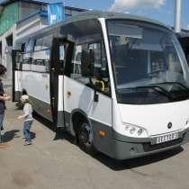 Автобус малого класса ВЕКТОР-3 (ПАЗ-225602), в Набережных Челнах