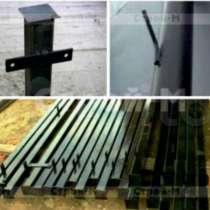 Металлические столбы для заборов, в Липецке