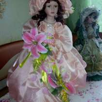 Продам фарфоровых кукол, в Приморско-Ахтарске