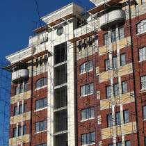 Монтаж полиуретановых изделий на фасады зданий, в г.Астана
