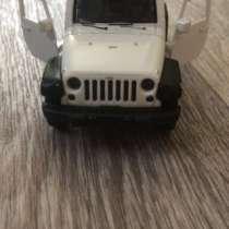 Машинка Jeep-джип, в Серове